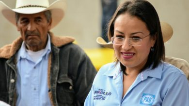 Photo of Agradece Betty Marmolejo el recibimiento de la ciudadanía