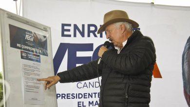 Photo of Cámaras de vigilancias y policía capacitada, ofrece Vega Carriles