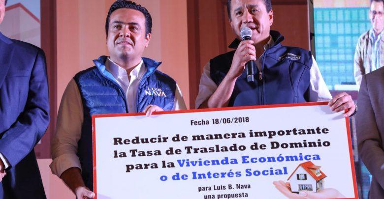 Una vivienda digna para todos: Luis Nava. – Update México