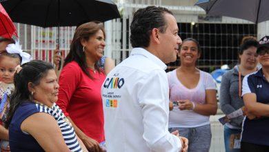 Photo of Cierre de campaña cercano a la gente: Alex Cano