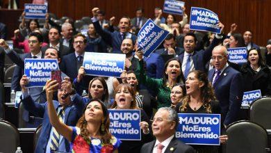 """Photo of """"Maduro, no eres bienvenido"""""""