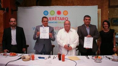 "Photo of Autobuses de Flecha Amarilla son ""Embajadores de Querétaro"""