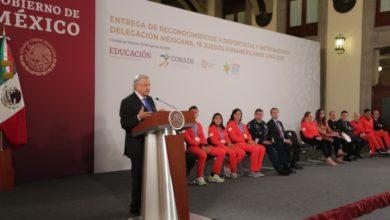 Photo of El gobierno no ha sabido promover el deporte: AMLO