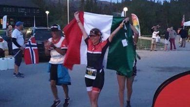 Photo of ¡Karem Patín lo hizo! Primera mujer mexicana finalista en el Triatlón Extremo Norseman