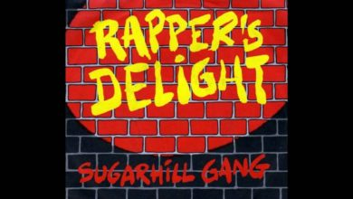 Photo of Sugarhill Gang: Rapper's Delight.