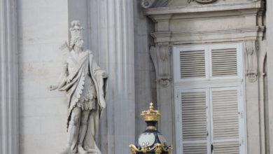 Photo of Atahualpa y Moctezuma, recordados en el Palacio Real de Madrid