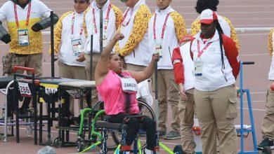 Photo of Gana Gloria Zarza medalla de bronce en Mundial de Para Atletismo en Dubai 2019