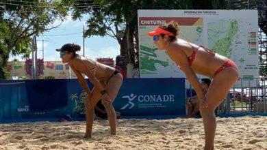 Photo of Duplas mexicanas, listas para el Tour Mundial de Voleibol de Playa Chetumal 2019