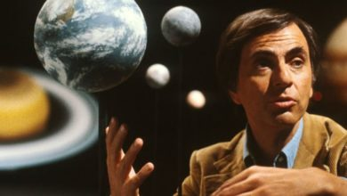 Photo of Carl Sagan: a 85 años de su nacimiento.