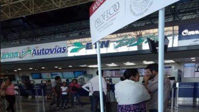 Photo of Comienza operativo vacacional en centrales de autobuses y aeropuertos