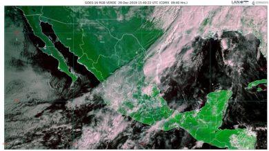 Photo of Se pronostican para hoy chubascos en San Luis Potosí, Querétaro, Hidalgo, Puebla y Veracruz