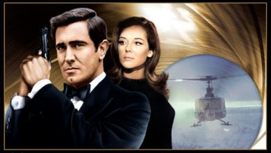 "Photo of 007 ""On Her Majesty's Secret Service"": 50 años."