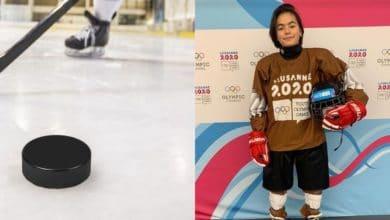 Photo of Ximena González, talento queretano del Hockey sobre hielo