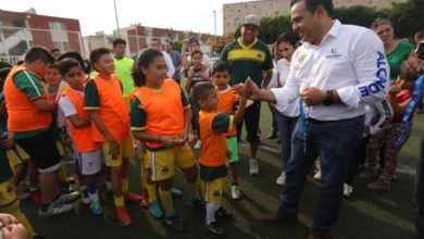 Photo of Municipio de Querétaro apuesta por el deporte para mejorar el tejido social