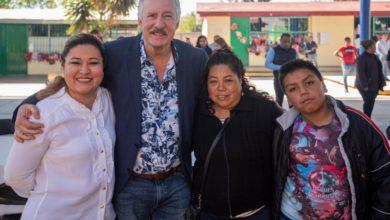 Photo of Continuará Vega Carriles haciendo equipo con las familias en pro de la educación