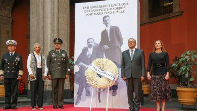 Photo of Recuerdan el CVII Aniversario Luctuoso de Francisco I. Madero