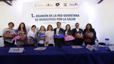 Photo of Va Municipio de Querétaro por la salud de la población