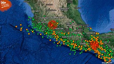 Photo of Científicos de la UNAM analizan enjambre sísmico en Michoacán