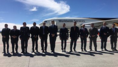 Photo of Inauguran nueva ruta aérea de exportación Querétaro-Estados Unidos