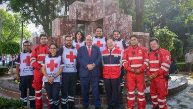 Photo of 110 años de la fundación de Cruz Roja