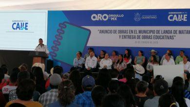Photo of Invertirán 44 millones de pesos para obras en Landa de Matamoros