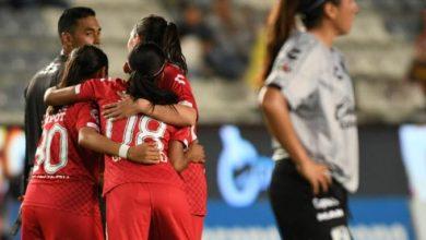 """Photo of Focos rojos con las""""Gallitas"""", esta vez fue Pachuca quien las goleó 5-0."""
