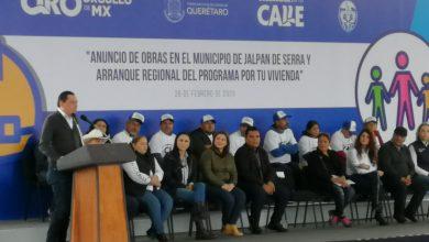 Photo of Invertirán 37.4 millones de pesos en obras en Jalpan