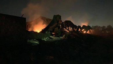 Photo of Esta noche vuelve a arder recicladora en el Municipio del Márques