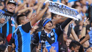 Photo of Comportamiento de 10 en las gradas del estadio Corregidora