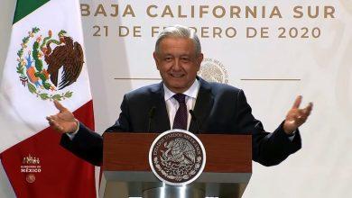 """Photo of Participantes en paro nacional deben cuidarse de """"oportunistas"""": AMLO"""