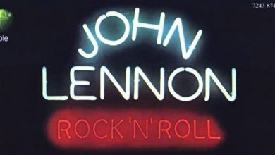 Photo of John Lennon: Rock 'n' Roll a 45 años.