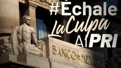 Photo of #EchaleLaCulpaAlPRI… pero no la culpa de Lozoya: PRI