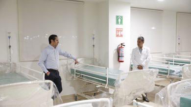 Photo of Querétaro es pionero en reconversión hospitalaria para atender pacientes con COVID-19