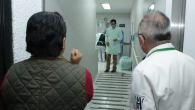 Photo of El IMSS cuenta con el Hospital de Infectología, único en su tipo en el país