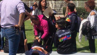 Photo of Karina Castro y los 9 deportistas no presentan lesiones de consideración: FDS