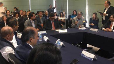 Photo of Firman CEA y cámaras empresariales declaratoria del agua