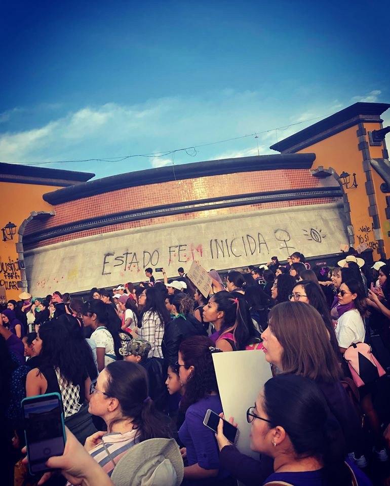 Foto: Jessica Zermeño y Fernanda Guerrero