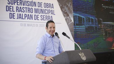 Photo of Suspende Francisco Domínguez los eventos masivos de su agenda pública