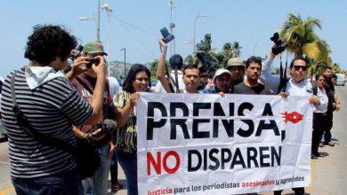 Photo of Fueron desechadas el 75% de solicitudes de protección de periodistas en 2018