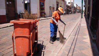 Photo of La recolección de basura continúa de manera habitual en todo el Municipio de Querétaro.