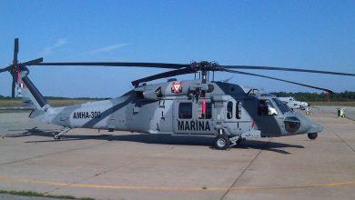 Photo of Se estrella helicóptero de la Marina en Veracruz