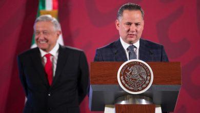 Photo of Se han bloqueado 4,554 mdp al crimen organizado: Santiago Nieto