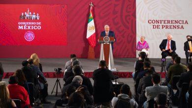 Photo of Agenda de AMLO no tendrá eventos masivos, solo supervisión de obras