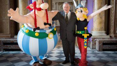 Photo of Muere el cocreador de Asterix, Albert Uderzo, a los 92 años.