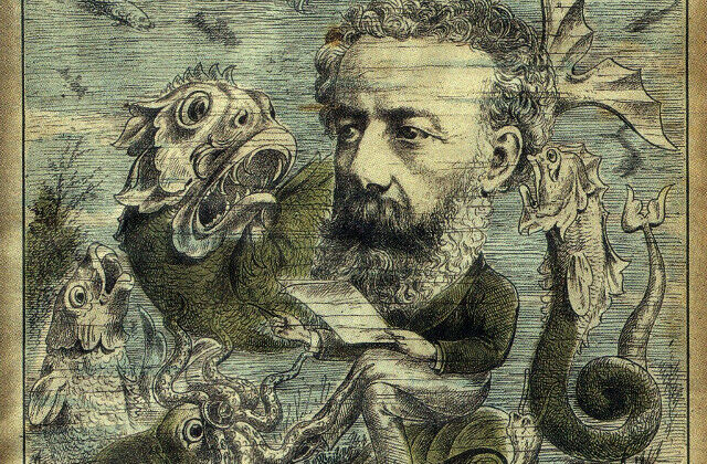 Jules Verne A 115 Años De Su Muerte Update México