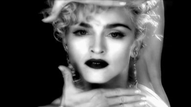 Photo of Vogue de Madonna cumple 30 años.