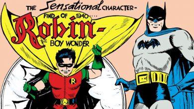 Photo of Robin cumple 80 años.