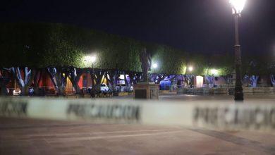 Photo of Restringen acceso al Jardín Guerrero y parte de la Alameda