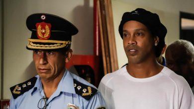 Photo of Ronaldinho dejó la cárcel, continuará arresto domiciliario en hotel de Paraguay