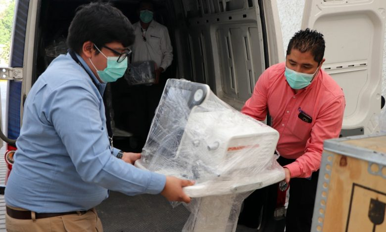 Photo of Recibe IMSS 50 ventiladores donados por Grupo INFRA en apoyo a la atención por COVID-19